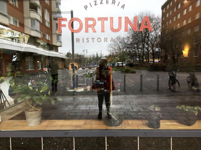 pizzeria toscana lidingö meny