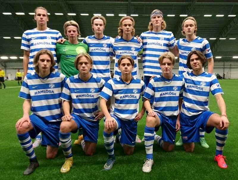 P99 1 vann gruppen i Ligacupen U17 b525140af6fdd